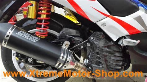 Knalpot Prospeed Black Series Yamaha Mt25 Exhaust Mt25 Prospeed xtrememotor shop