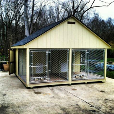Kennel Shed by Kennels Houses Best Built Barns Sheds 301 372 1119
