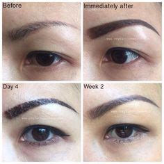 tattoo eyebrows and botox eyebrows tattoo embroidery technique cosmetic tattoo