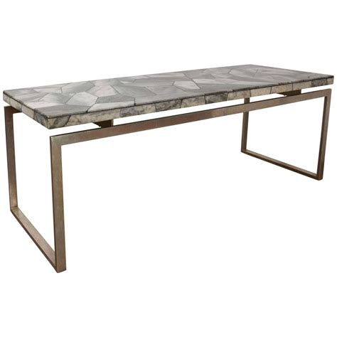 marble and metal coffee table 30 best collection of marble and metal coffee tables