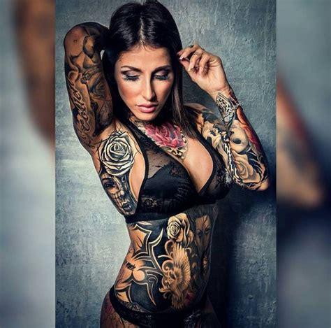 tattoo body female full body tattoos ideas nude naked guys and girls body