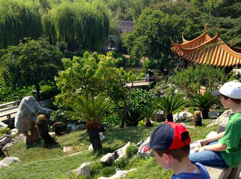 New China Garden by Celebrate New Year At The Garden Of