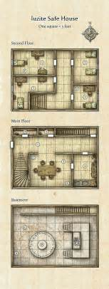 rpg floor plans 1424 best images about floor plans on