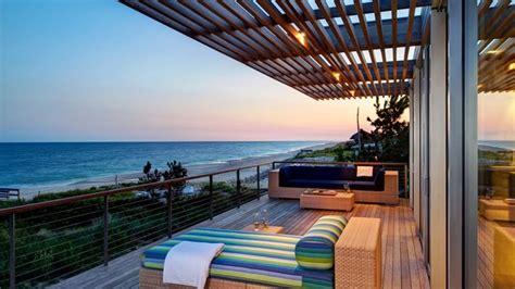 sdraio per terrazzo arredo terrazzo per un effetto moderno ed elegante