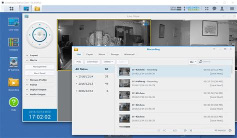 anran security and synology setup how to build an diy security system using synology
