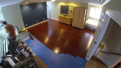installing morning star click bamboo flooring youtube
