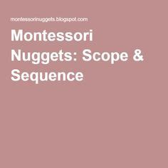 printable montessori scope and sequence 1000 images about montessori education on pinterest