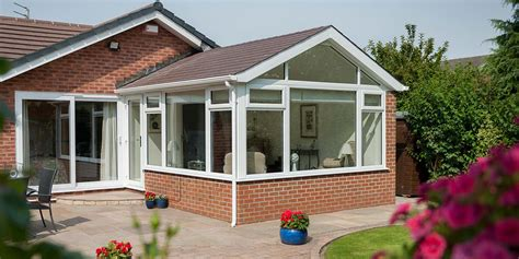 tiled shingle roof solid roof conservatories tiled roof conservatory from