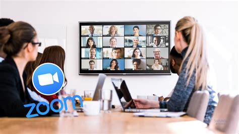 mengubah background  aplikasi zoom  melakukan video conference dafundacom