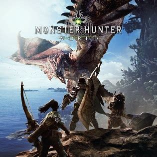 monster hunter world wikipedia