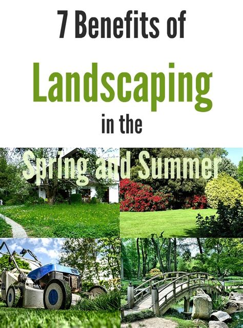 Landscaper Title 7 Benefits Of Landscaping In The And Summer
