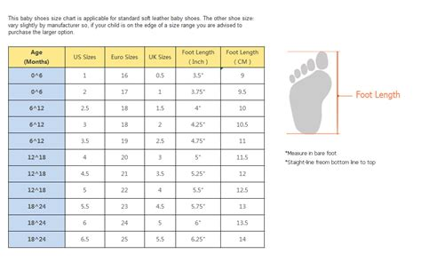 shoe size 1 guide to a baby s shoe size pkertscher