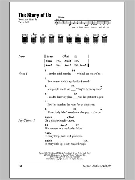 despacito ukulele chord the story of us by taylor swift guitar chords lyrics