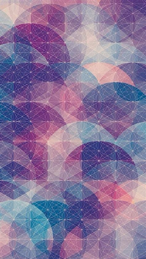 wallpaper wednesday  geometric iphone wallpapers