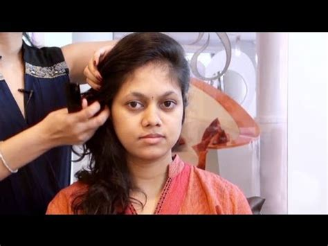 bengali hairstyles at home how to create quick hairstyles for girls youtube