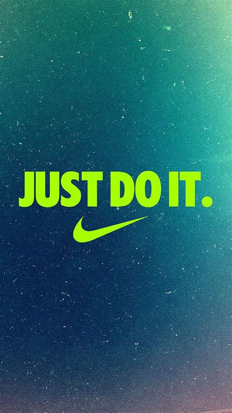 Iphone 8 Plus Nike Just Do It Royal Blue Hardcase nike just do it 2 wallpaper for iphone x 8 7 6 free