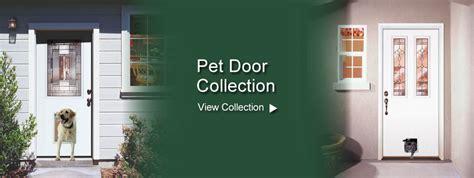 Pet Ready Exterior Doors by Awesome Exterior Door With Pet Door