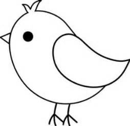 Bird Craft Template by 25 Best Bird Template Ideas On Bird Outline