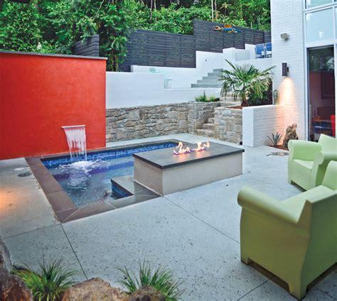 the backyard company outdoor spas small pools atlanta home improvement