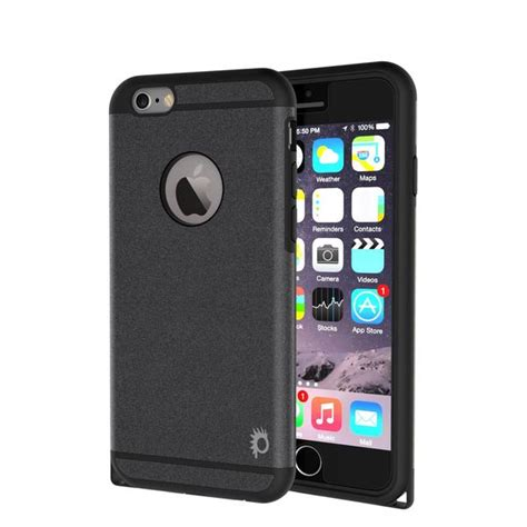Iphone 6 6s Puregear Px360 Protection Soft Armor Tpu iphone 6s 6 punkcase galactic black series slim