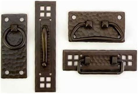 Mission Style Kitchen Cabinet Hardware Craftsman Hardware For The Home