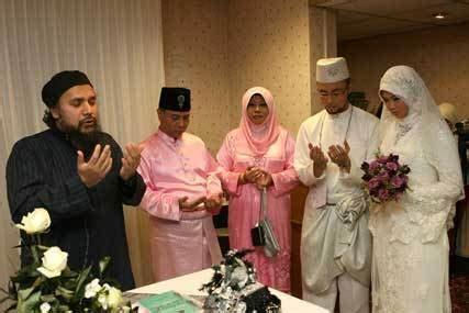 nikah process and ceremony islamicanswers islamic advice