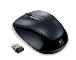 Murah Logitech M 325 Wireless Mouse Silver logitech m325 silver wireless optical mouse 910