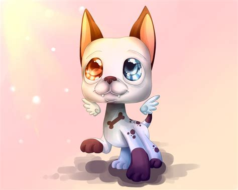 lps painting lps by helen brush on deviantart