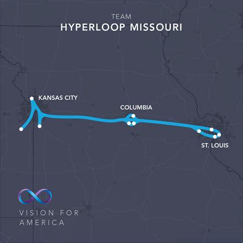 missouri named hyperloop semifinalist offering  mph alternative