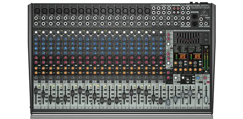 Mixer Behringer Sx 2442 Fx behringer eurodesk sx2442fx mixer sieffs world