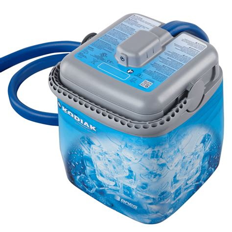 therapy international kodiak cold therapy international ce version breg inc 100291 000 distributeur