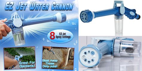 Semprotan Air Buat Cuci Mobil promo spesial ez jet water cannon dengan 8 settingan