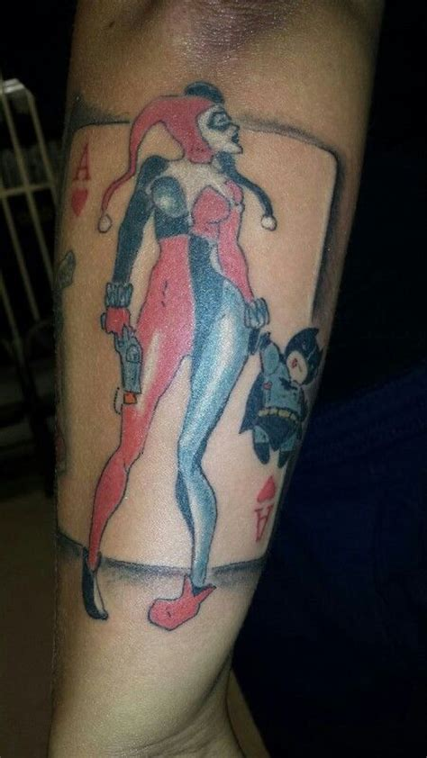 harley quinn pin up tattoo harley quinn tattoos