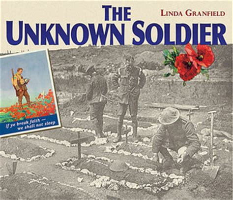 unknown a novel books the unknown soldier by granfield reviews
