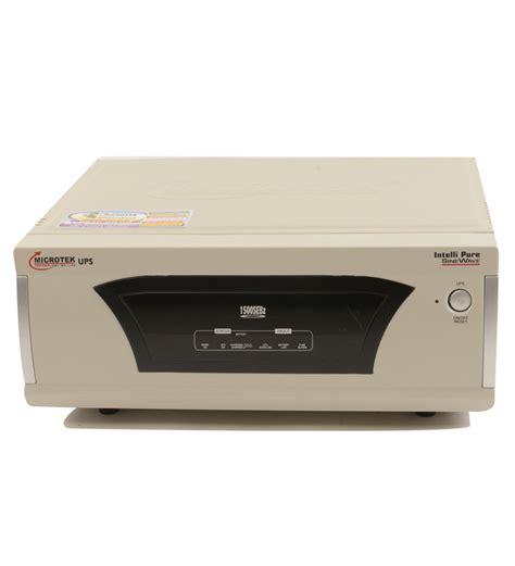 microtek ups sebz 1500 va inverter by microtek
