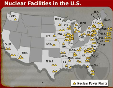 nuclear power plant map usa mr robot fan theory explains finale