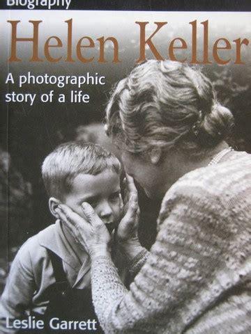 dk biography helen keller by leslie garrett dk publishing inc k 12 quality used textbooks