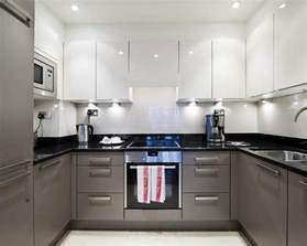 White Grey Kitchen by Grey And White Kitchens Pthyd