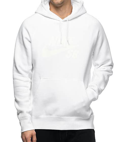 White Jacket Hoodie Sweater white hoodie hardon clothes