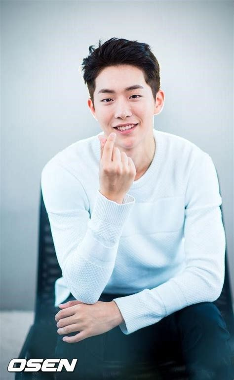 Layar Lebar info nam joo hyuk akan debut layar lebar lewat