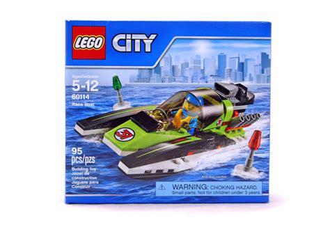 60114 Lego City Race Boat race boat lego set 60114 1 nisb building sets gt city