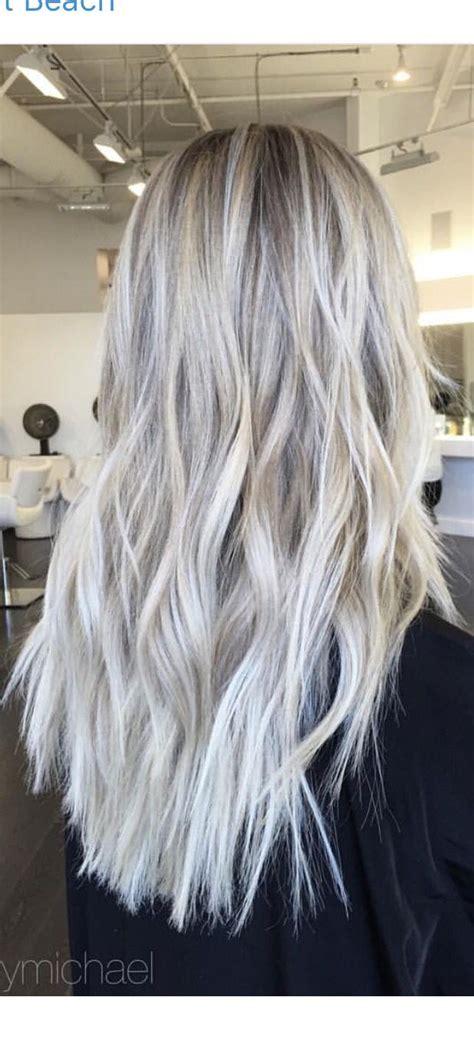 age for icy blonde hair les 55 meilleures images du tableau coiffure et beaut 233 sur