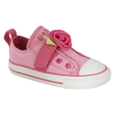 Sepati Converse Slip On Pink converse toddler sneaker chuck all simple slip pink shop your way