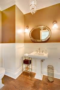 gold bathroom walls antique bathrooms with trendy appeal