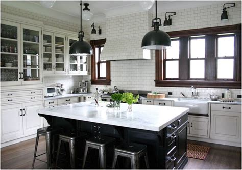 The Kitchen Sink Chicago Kitchen Traditional Chicago Black Farmhouse Sink Glass Front Cabinets Kitchenaid Mixer Marais