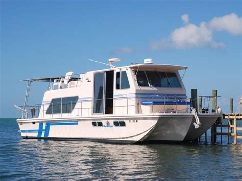 Florida Keys Houseboats Rentals