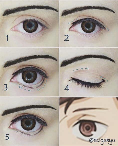 liquid eyeliner tutorial dailymotion oikawa tutorial for uke tooru thank you so much aahhh my