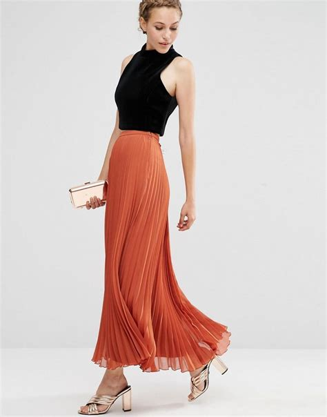 17 best images about maxi skirts on black
