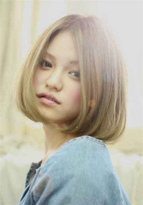 blonde asian bob 10 asian bob haircuts bob hairstyles 2017 short