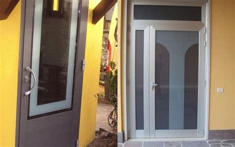 portoncini ingresso alluminio portoncini di ingresso in alluminio brembate di sopra